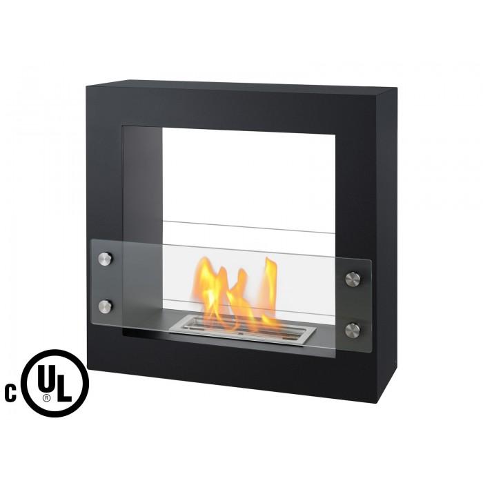 Lisbon Freestanding Ventless Ethanol Fireplace Ul Cul Diversekc